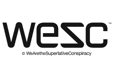 the logo of WeSC
