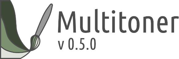 logo of the Multitoner